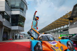 Race winner #1 Win Motorsport Ligier JSP3: William Lok, Davide Rizzo