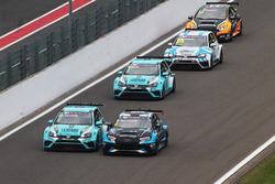 Frédéric Vervisch, Comtoyou Racing, Audi RS3 LMS, Jean-Karl Vernay, Leopard Racing Team WRT, Volkswagen Golf GTi TCR
