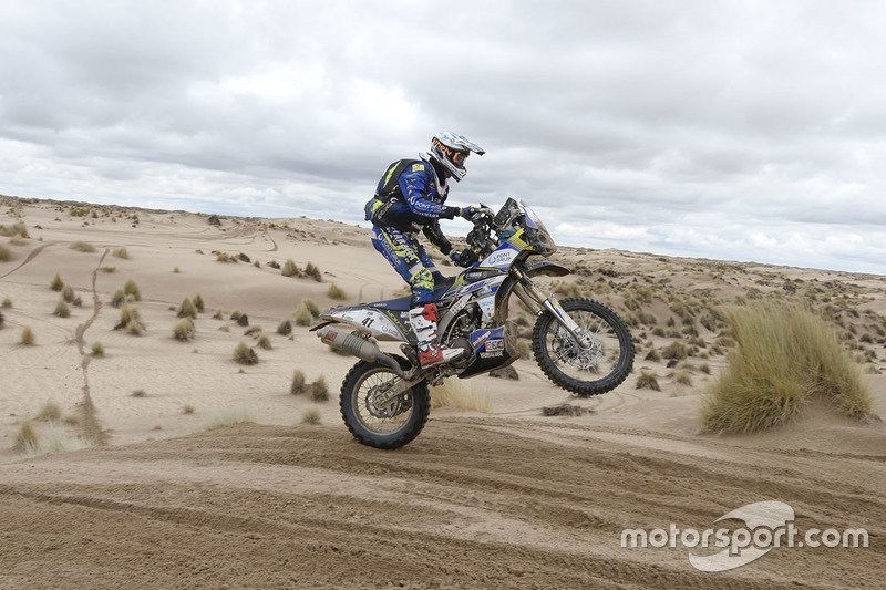 #41 Yamaha: Marc Sola Tarradellas