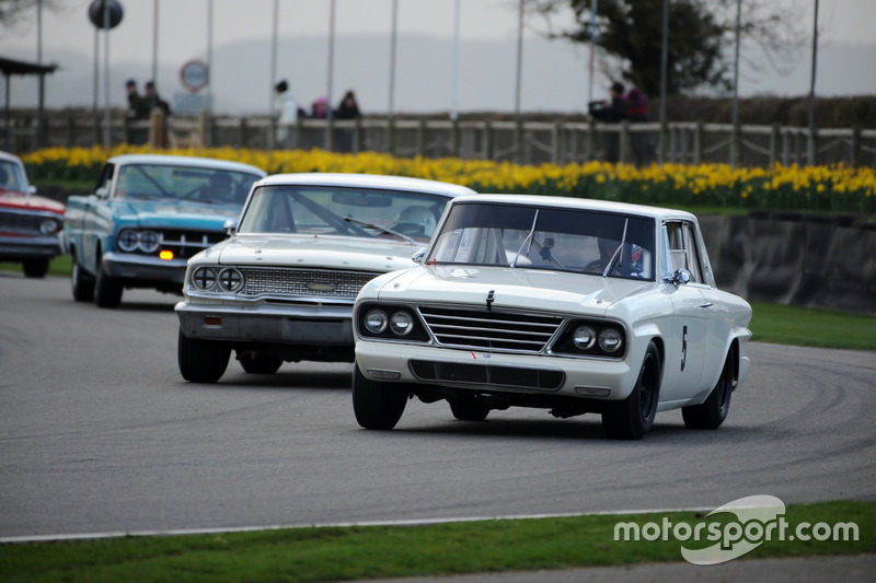 Pierpoint Cup, Whale, Studebaker