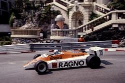 Mauro Baldi, Arrows A4 Ford
