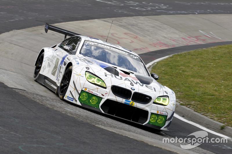 13. #100 Schubert Motorsport, BMW M6 GT3