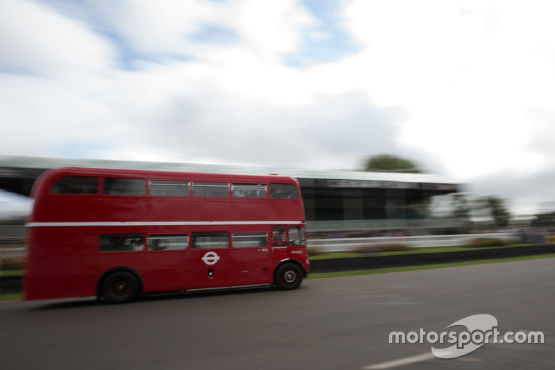 Double Decker London Bus