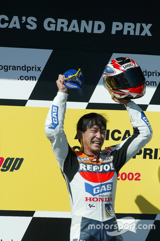 Sieger Tohru Ukawa