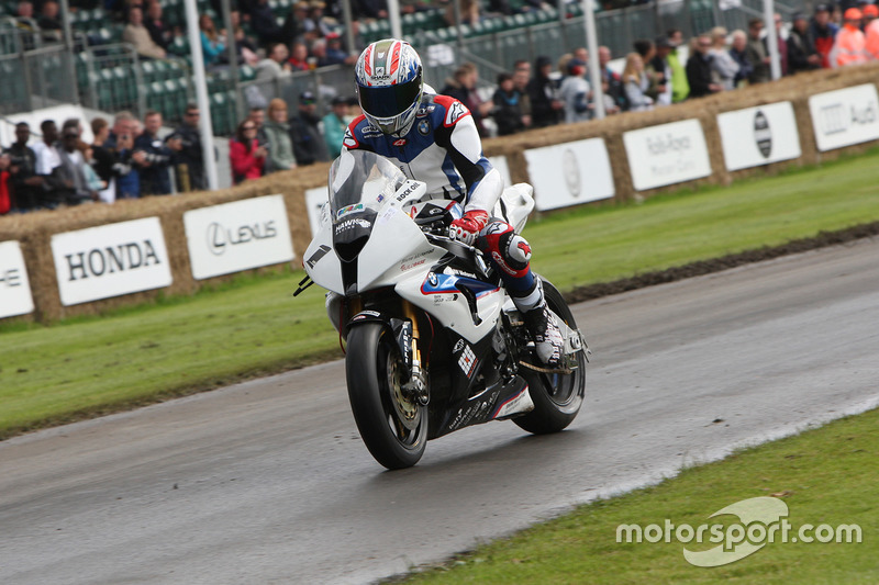 Troy Corser, BMW S1000RR
