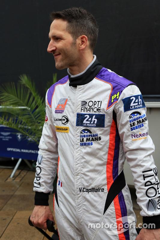 #22 SO24! By Lombard Racing Ligier JS P2 Judd: Вінсант Капіллер
