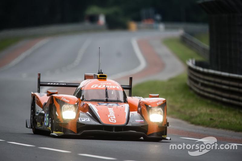 #26 G-Drive Racing - LMP2