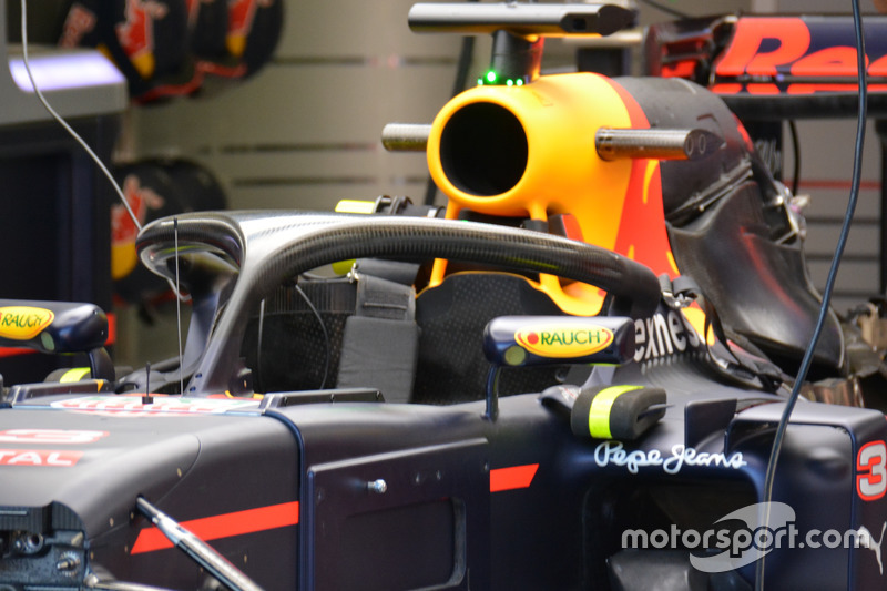 Red Bull Racing Halo