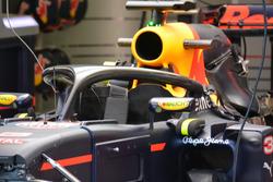 Система защиты головы Red Bull Racing