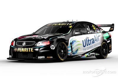 Erebus Motorsport 2016涂装发布