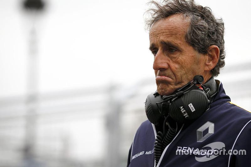 Alain Prost - St. Etienne