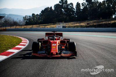 Shakedown: Ferrari SF90