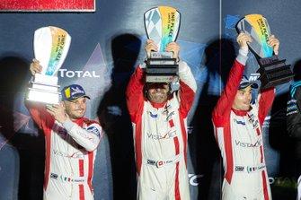 2. GTE-Am: #54 Spirit of Race Ferrari 488 GTE: Thomas Flohr, Francesco Castellacci, Giancarlo Fisichella