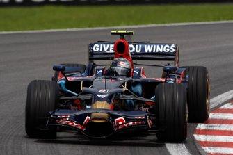 Sebastian Vettel, Toro Rosso STR03 Ferrari