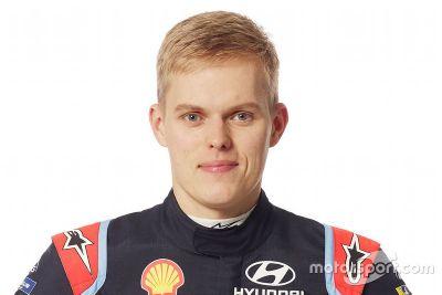 Präsentation: Hyundai i20 Coupé WRC