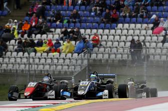 Jüri Vips, Motopark Dallara F317 - Volkswagen, Ferdinand Habsburg, Carlin Dallara F317 - Volkswagen