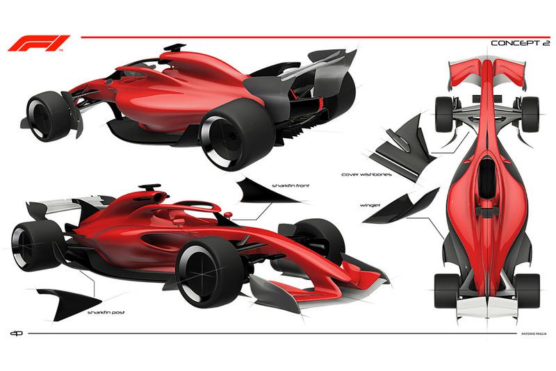 مفاهيم تصميم السيارات لموسم 2021