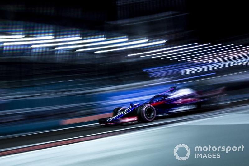 17: Брендон Хартли, Scuderia Toro Rosso STR13