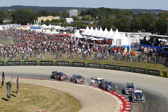 Johan Kristoffersson, PSRX Volkswagen Sweden leads