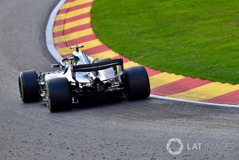 Lewis Hamilton, Mercedes AMG F1 W09 18