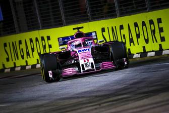 Серхио Перес, Racing Point Force India VJM11