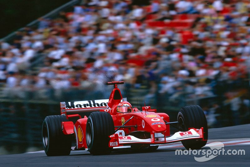 63勝目:2002年ベルギーGP