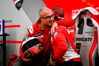 Jorge Lorenzo, despedida Ducati