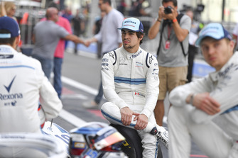 Lance Stroll, Williams Racing at the Williams Racing Team Photo
