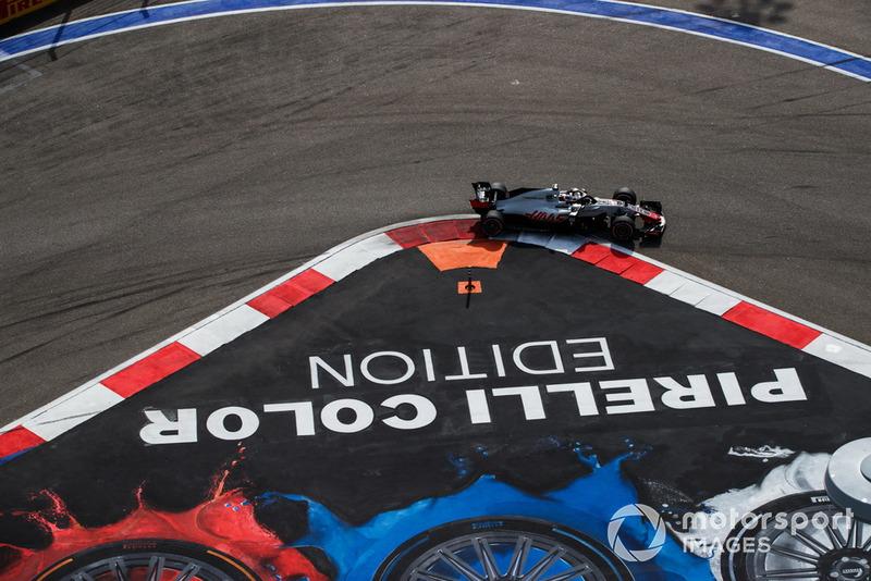 Romain Grosjean – volta 43
