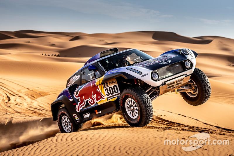 MINI John Cooper Works Buggy Red Bull
