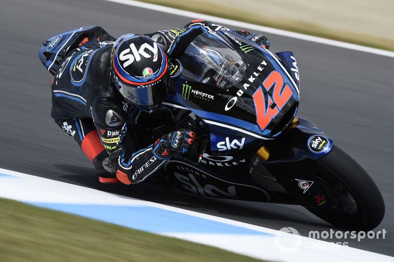 Francesco Bagnaia, Sky Racing Team VR46