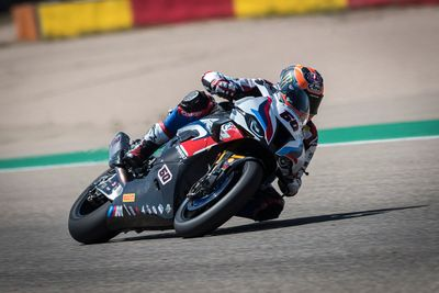 WSBK-Test in Aragon