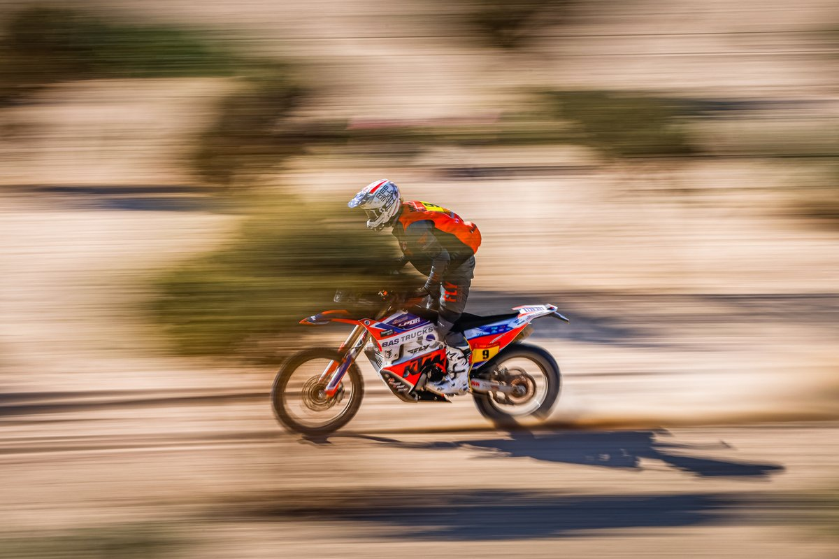 #9 BAS Dakar KTM Racing Team: Skyler Howes
