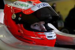Никита Мазепин, HitechGP, Dallara F312 - Mercedes-Benz