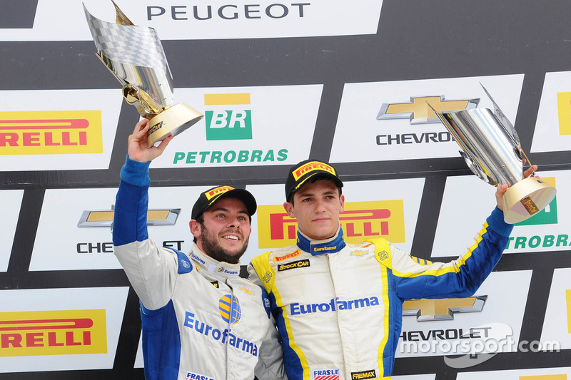 Ricardo Mauricio und Guilherme Salas