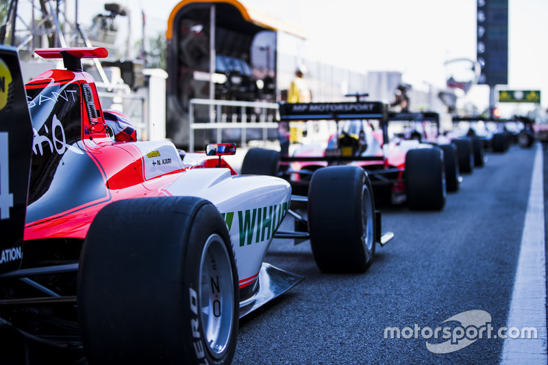 Prochain rendez-vous à l'occasion du Grand Prix de France, fin juin !