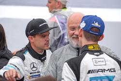 Olaf Manthey, Manthey Racing; #4 Mercedes-AMG Team Black Falcon Mercedes-AMG GT3: Maro Engel, Dirk Müller