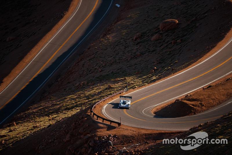 Romain Dumas, Volkswagen I.D. R Pikes Peak
