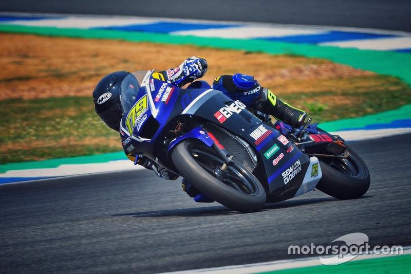 AP250: Richard Taroreh, Yamaha Racing Indonesia