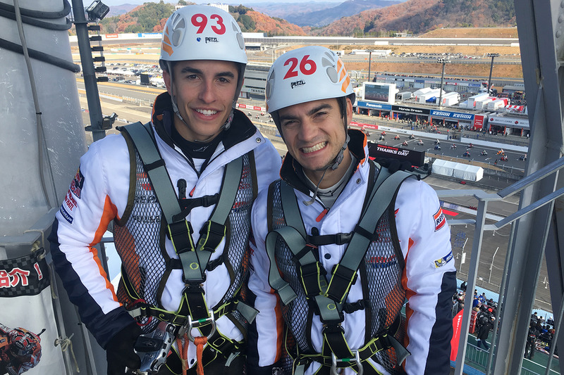 Marc Márquez, Dani Pedrosa, Repsol Honda Team