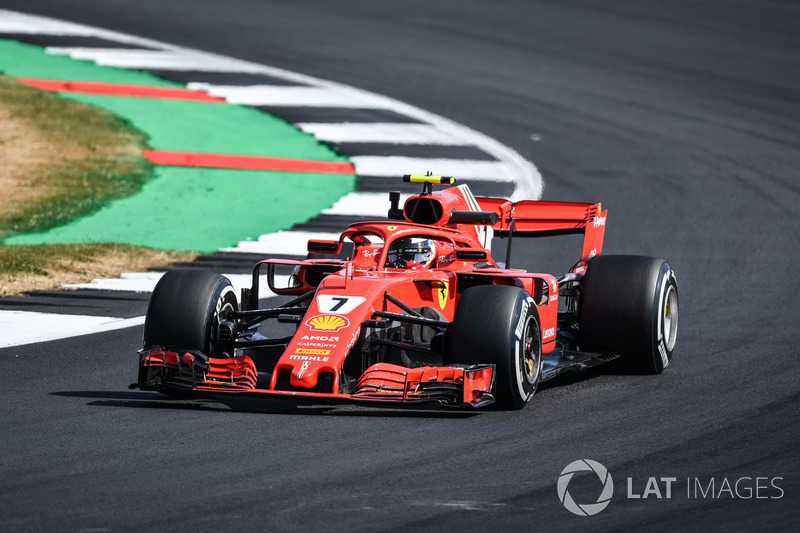 3. Кімі Райкконен, Ferrari SF71H