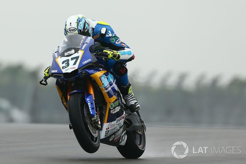 Ondrej Jezek, Guandalini Racing