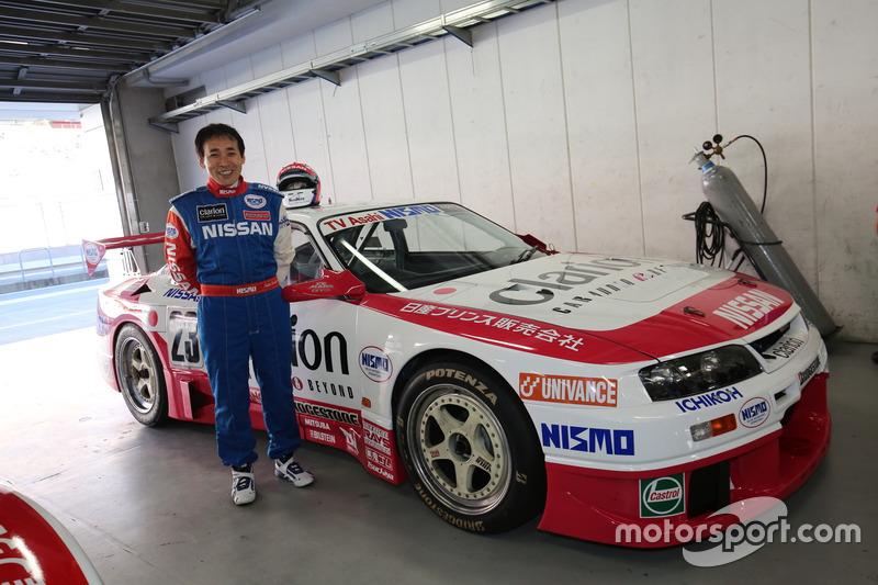 鈴木利男/NISMO GT-R LM(1996 年 ル・マン 24 時間 GT1 仕様)