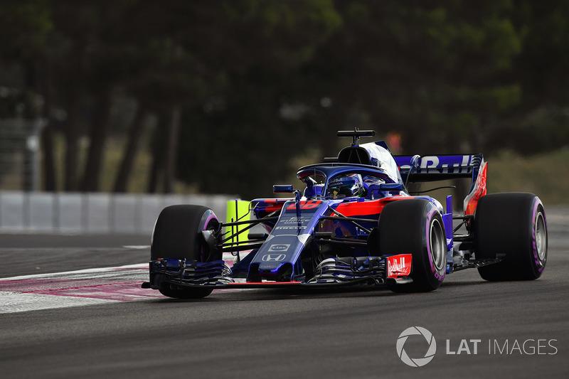 20. Брендон Хартли, Scuderia Toro Rosso STR13
