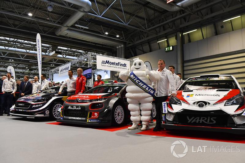 Présentation des WRC