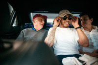 Niki Lauda, Mercedes AMG F1 Fahri Direktörü, Lewis Hamilton, Mercedes-Benz F1, Toto Wolff, Direktör, Mercedes AMG F1