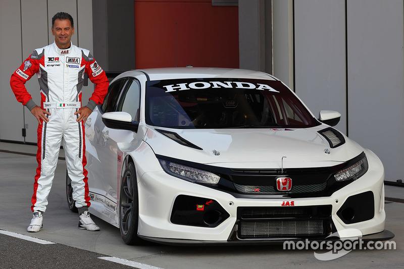 Honda Civic Type R TCR teszt