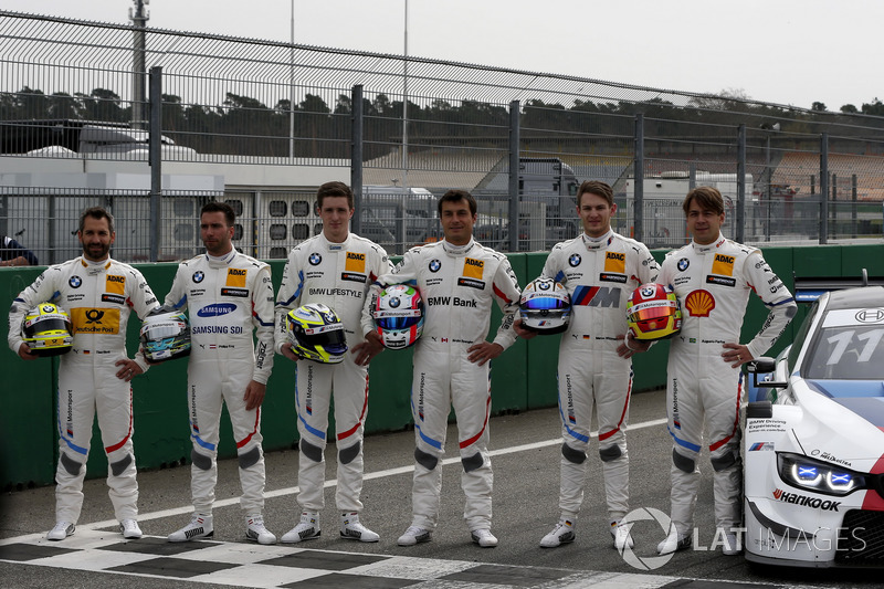 All BMW drivers 2018