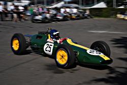 Andy Middlehurst Lotus 25