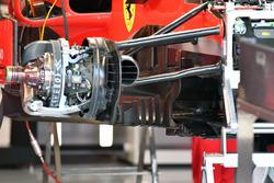 Ferrari SF71H front suspension